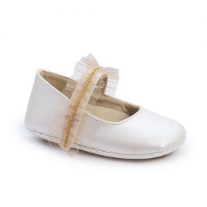 Παπούτσι αγκαλιάς κοριτσίστικο Μ240-1-2