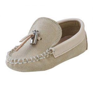 Βαπτιστικό παπούτσι αγκαλιάς αγορίστικο Μ4-1-2