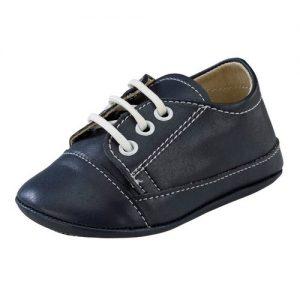 Βαπτιστικό παπούτσι αγκαλιάς αγορίστικο Μ43-1-2-3