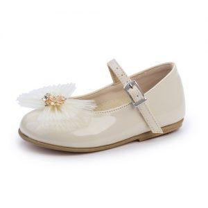 Βαπτιστικό παπούτσι μπαλαρίνα 2245-1-2