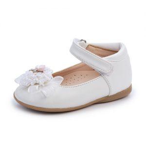 Βαπτιστικό παπούτσι μπαλαρίνα 2246-1-2