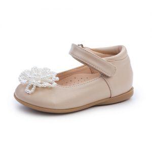 Βαπτιστικό παπούτσι μπαλαρίνα 2248-1-2