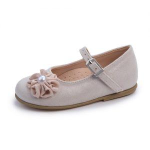 Βαπτιστικό παπούτσι μπαλαρίνα 2255-1-2-3