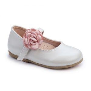 Βαπτιστικό παπούτσι μπαλαρίνα 2258
