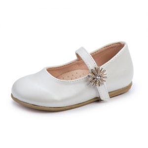 Βαπτιστικό παπούτσι μπαλαρίνα 2260