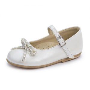 Βαπτιστικό παπούτσι μπαλαρίνα 2261