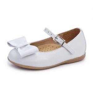 Βαπτιστικό παπούτσι μπαλαρίνα 2262
