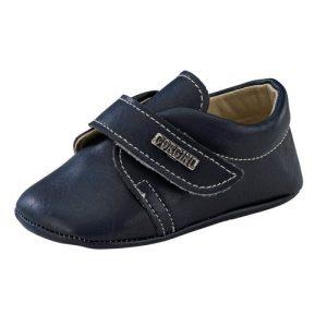 Βαπτιστικό παπούτσι αγκαλιάς αγορίστικο Μ6-1-2-3